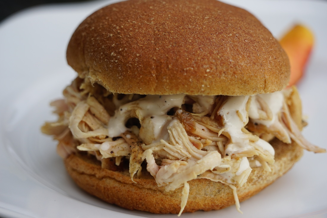 Pulled Turkey Sandwiches My Story In Recipes